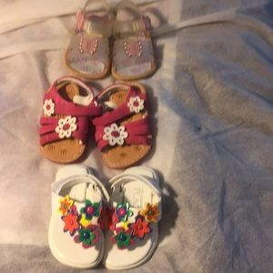 Other - Infant sandals size 3 baby
